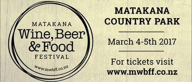Matakana Wine, Beer & Food Festival