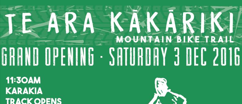 Te Ara Kakariki - Mountain Bike Trail - Raglan