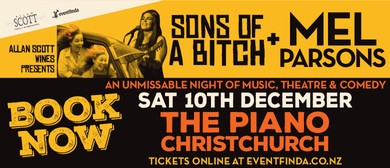 Sons of a Bitch & Mel Parsons: SOLD OUT