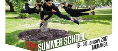 NZDC YEP! Summer School - Tauranga 2017