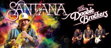 Santana and special guests The Doobie Brothers