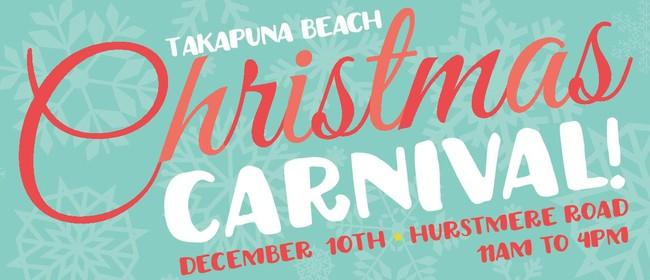 Takapuna Beach Christmas Carnival!
