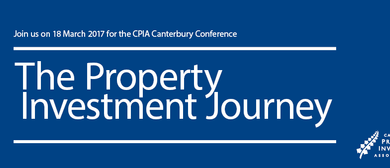 The Property Investment Journey - CPIA Canterbury Conference