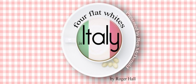 Four Flat Whites In Italy