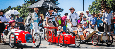 Soap Box Derby - Tremains Art Deco Festival 2017