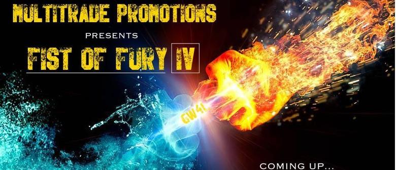 Fist Of Fury IV