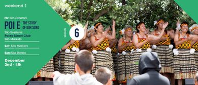 Silo Park Weekend 1: Poi E & Patea Maori Club