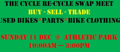 The Cycle Re-Cycle Swap Meet