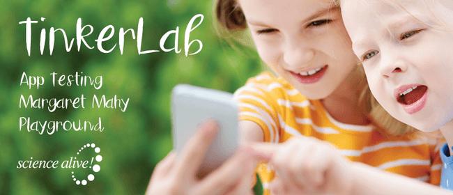 Education App Testing - Margaret Mahy Playground