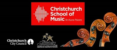 Christchurch School of Music Chamber Groups 2017