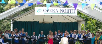 21st Opera in the Garden