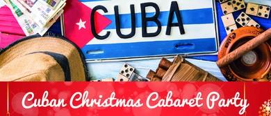 Cuban Christmas Cabaret Party