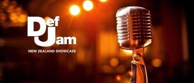 Music Industry Seminar, Def Jam NZ Showcase