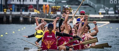 NZCT Wellington Dragon Boat Festival 2017