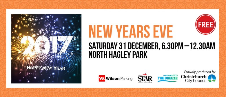 New Years Eve Christchurch Stuff Events
