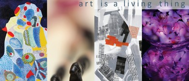 Art Is a Living Thing - NZ Pacific Studio Exhibition