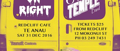 NYE with Left Or Right & Julian Temple Band