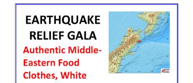 Earthquake Relief Gala