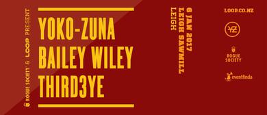 Yoko-Zuna, Bailey Wiley & Third3ye