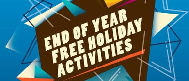 End of Year School Holiday Programmes