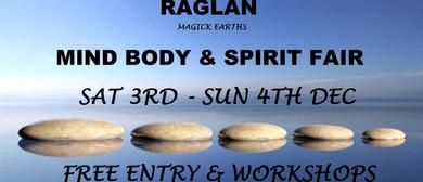 Raglan Mind Body Spirit Fair