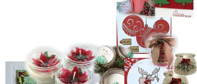 Christmas Soy Candles Workshop