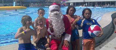 Christmas At the Pools