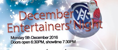 Variety Artists Of NZ - Entertainers Night