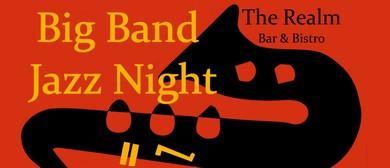 Realm Big Band Jazz Night