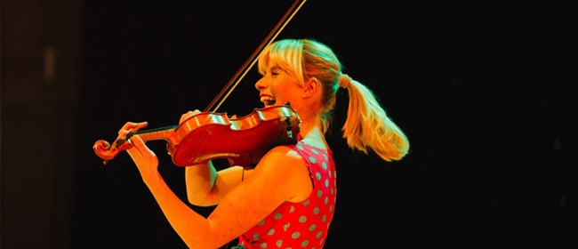 Fiona Pears In Concert