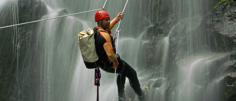 Full Day Canyoning with CanyoNZ