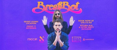 Breakbot (Ed Banger Records, France)