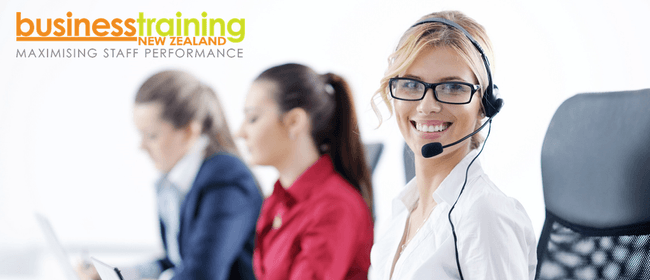 Customer Service Excellence - Business Training NZ Limited