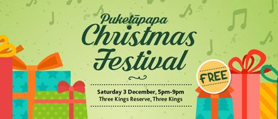Puketapapa Christmas Festival