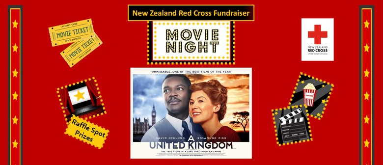 Red Cross Movie Fundraiser -  A United Kingdom