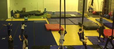 Circus School Holiday Programme