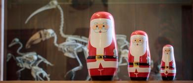Great Museum Santa Search