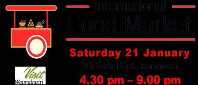 Internation Food Market