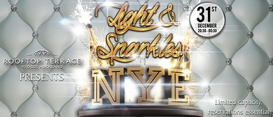 Light & Sparkles New Years Eve: SOLD OUT
