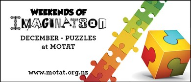 Weekends of Imagination: Puzzles and Games