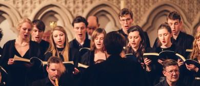 Concert: The Choir of Corpus Christi College - Cambridge
