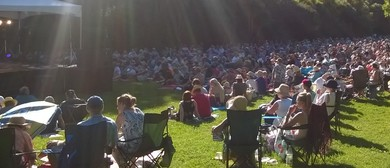Music In Parks: New Zealand Opera