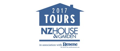 New Zealand House and Garden Tours 2017 Hawke's Bay
