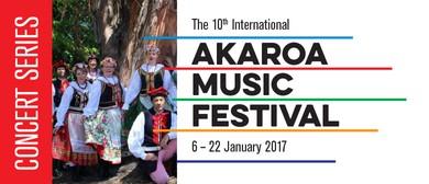 International Akaroa Music Festival 2017 - Polonus Dance