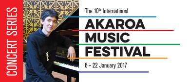 International Akaroa Music Festival 2017- Piano Matinée