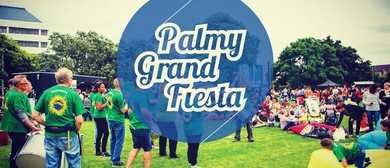 Thursday Night Street Feast - Palmy Grand Fiesta