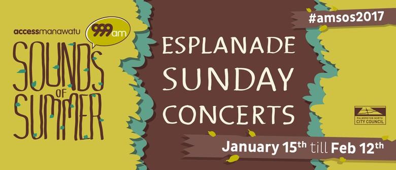 Sounds of Summer: Esplanade Sunday Concerts