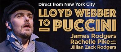 Lloyd Webber to Puccini