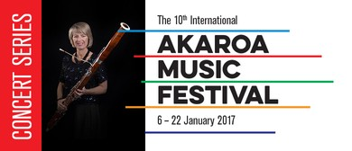 International Akaroa Music Festival 2017- The Three Seasons