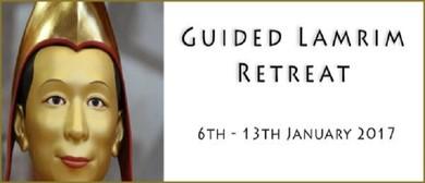 Guided Lamrim Retreat
